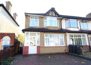 Thumbnail 3 bed end terrace house for sale in Lodge Avenue, Croydon