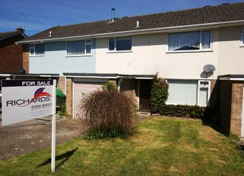 Thumbnail 3 bed property for sale in Rushcombe Way, Corfe Mullen, Wimborne