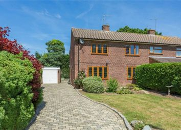 Thumbnail 4 bed semi-detached house for sale in Penn Meadow, Stoke Poges, Buckinghamshire