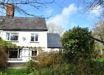 Thumbnail 3 bed terraced house for sale in Tythe Barn Cottages, Culmstock, Cullompton, Devon