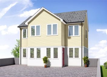 Thumbnail 3 bed semi-detached house for sale in Penpol Vean, Hayle, Cornwall