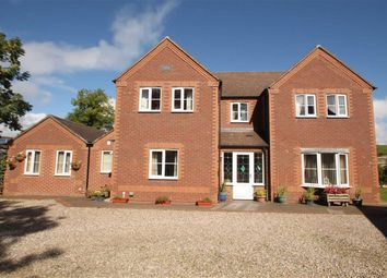 Thumbnail 5 bed detached house for sale in Offas Close, Treflach, Oswestry