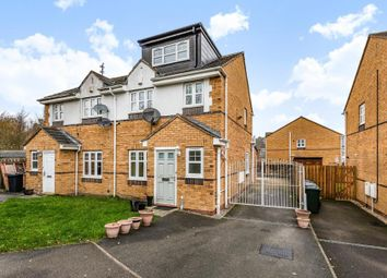 4 bed semi-detached house for sale in Berrydale Close, Allerton, Bradford BD15
