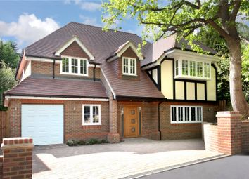 Thumbnail 6 bed detached house for sale in The Climb, Rickmansworth, Hertfordshire