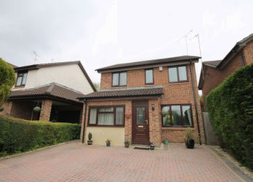 Thumbnail 3 bed detached house for sale in Sandringham Road, Stoke Gifford, Bristol