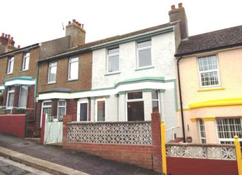 Thumbnail 2 bed terraced house for sale in Chevalier Road, Dover, Kent
