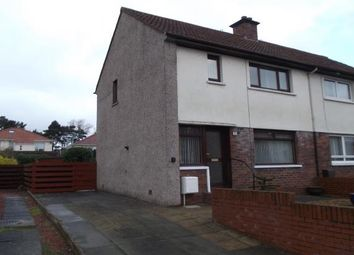 Thumbnail 2 bed semi-detached house to rent in Glencairn Road, Ayr