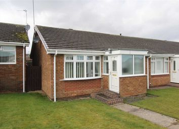 Thumbnail Bungalow for sale in Portland Gardens, Eastfield, Cramlington