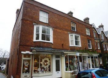 Thumbnail 2 bedroom flat to rent in High Street, Tenterden, Kent