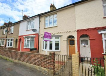 Thumbnail 2 bed terraced house for sale in Alexandra Road, Gravesend, Kent