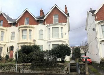 Thumbnail 7 bed end terrace house for sale in Eaton Crescent, Swansea