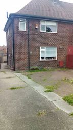 Thumbnail 3 bed property to rent in Western Boulevard, Nottingham