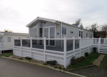2 bed lodge for sale in Fen Lane, East Mersea, Colchester CO5