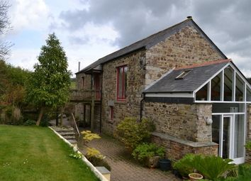 Thumbnail 2 bed barn conversion to rent in Bodmin