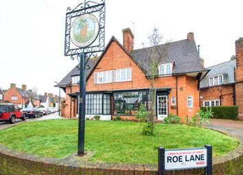 Thumbnail End terrace house for sale in Goldsmith Lane, Kingsbury