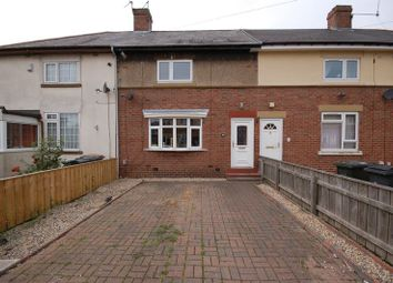 Thumbnail 2 bed property for sale in Holly Avenue, Forest Hall, Newcastle Upon Tyne