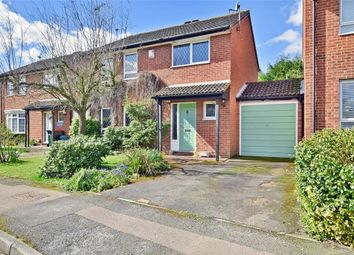 Thumbnail 4 bed link-detached house for sale in Byerley Way, Pound Hill, Crawley, West Sussex