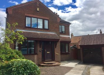 Thumbnail 4 bed detached house to rent in Laurels Garth, Sheriff Hutton, York