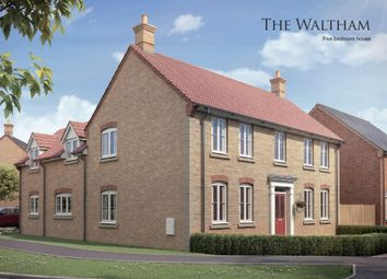 Thumbnail 5 bedroom detached house for sale in Sibsey Road, Boston