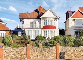 Thumbnail 5 bed detached house for sale in Thorpe Esplanade, Thorpe Bay, Southend-On-Sea, Essex