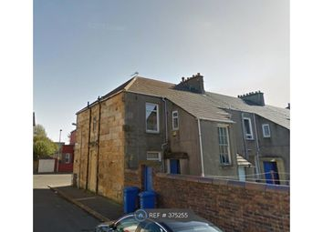 Thumbnail 1 bed flat to rent in Glebe Street, Saltcoats