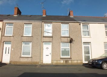 Thumbnail 2 bedroom terraced house for sale in Robert Street, Milford Haven, Pembrokeshire