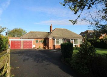 Thumbnail 3 bed detached bungalow for sale in Middle Drive, Darras Hall, Newcastle Upon Tyne, Northumberland