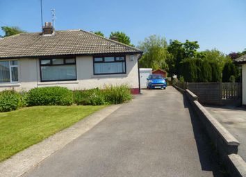 Thumbnail 2 bedroom semi-detached bungalow to rent in Aireville Crescent, Silsden, Keighley