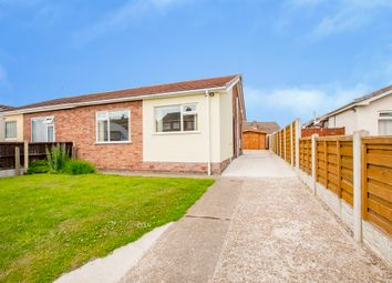 Thumbnail 2 bed semi-detached bungalow for sale in Sennen Court, Retford, Notts
