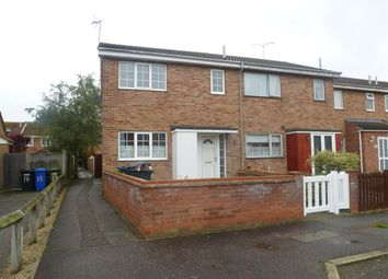 Thumbnail 3 bed property to rent in Holst Close, Lowestoft