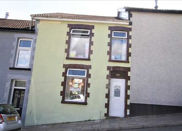 Thumbnail 3 bed terraced house for sale in Hillside Terrace, Tonypandy