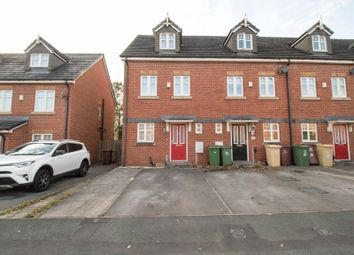 Thumbnail 3 bed terraced house for sale in Linnyshaw Close, Over Hulton, Bolton