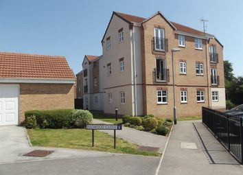 Thumbnail 2 bed flat to rent in Redwood Close, Nottingham