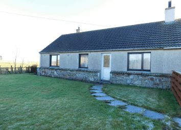 Thumbnail 2 bed semi-detached bungalow for sale in Seaforth Place, Dunnet, Thurso