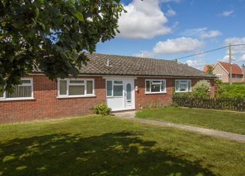 Thumbnail 1 bed terraced bungalow for sale in Orchard Close, Great Oakley, Harwich