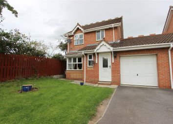 Thumbnail 3 bed detached house to rent in Tayport Close, Darlington