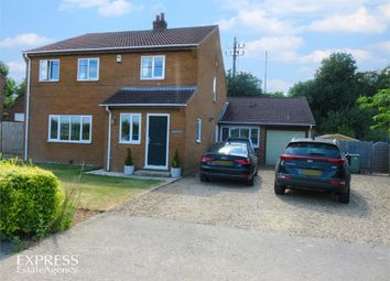 Thumbnail 6 bed detached house for sale in Station Road, Little Bytham, Grantham, Lincolnshire