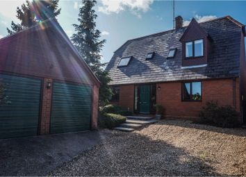 Thumbnail 4 bed detached house for sale in Old Forge Close, Tingewick