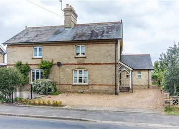 Thumbnail 3 bedroom semi-detached house for sale in Rampton Road, Cottenham, Cambridge