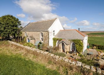 Thumbnail 3 bedroom detached house for sale in Sancreed, Penzance, Cornwall