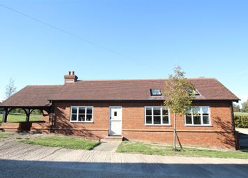 Thumbnail 1 bed detached house to rent in Haresfoot Park, Berkhamsted
