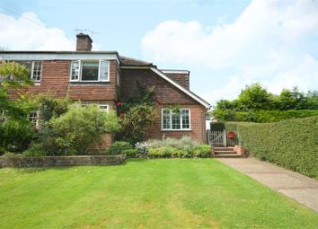 Thumbnail 4 bed semi-detached house for sale in Outwood Lane, Kingswood, Tadworth