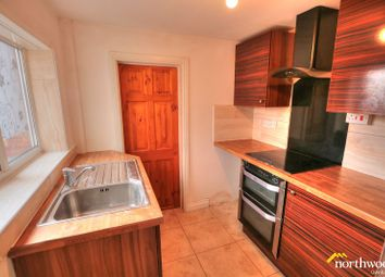 Thumbnail 2 bedroom flat to rent in Arnold Street, Boldon Colliery