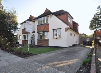 Thumbnail 4 bed detached house for sale in South Lane, New Malden