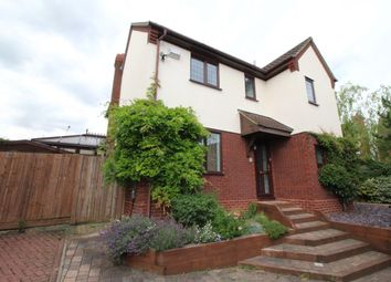 Thumbnail 4 bedroom detached house to rent in Barham Road, Stevenage