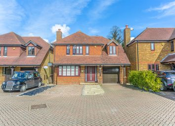 Thumbnail 5 bed detached house for sale in Hawthorn Close, Fir Tree Road, Banstead