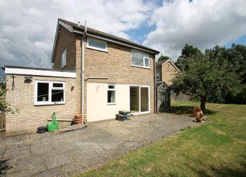 Thumbnail 3 bed detached house to rent in Corsletts Avenue, Broadbridge Heath, Horsham