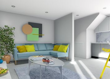 Thumbnail 1 bed terraced house for sale in The Hive Plot 2, South Norwood Hill, Norwood