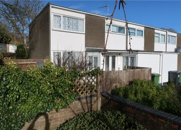 Thumbnail 3 bedroom end terrace house for sale in Packenham Road, Basingstoke, Hampshire