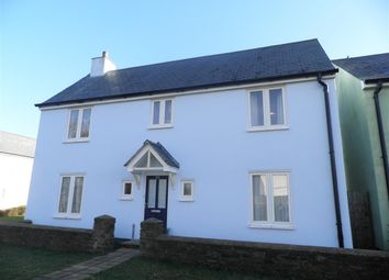Thumbnail 5 bed detached house to rent in Staddiscombe Road, Plymstock, Plymouth